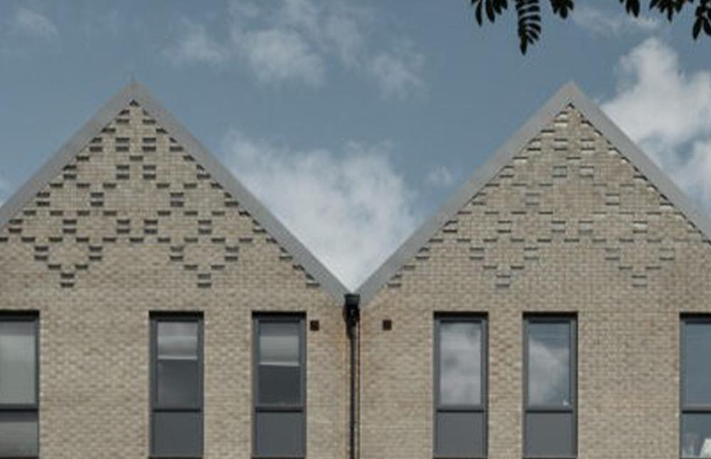 Example of ridgeline proposed within scheme