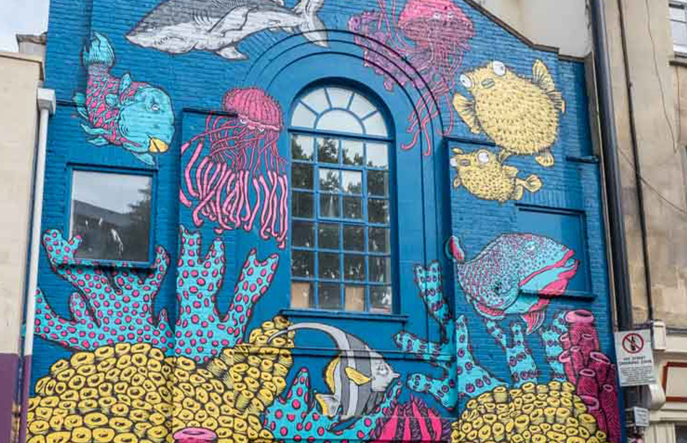 Street art to be incorporated into scheme